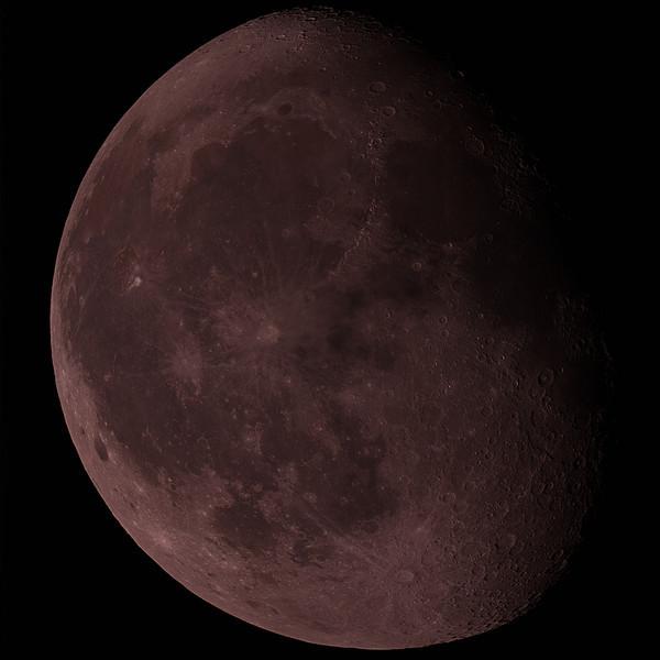 Waning moon I, ver.B.0