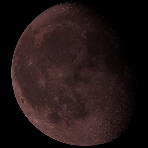 Waning moon I, ver.B.1