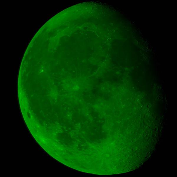 Waning moon I, ver.D.0