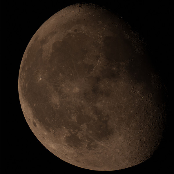 Waning moon I, ver.A