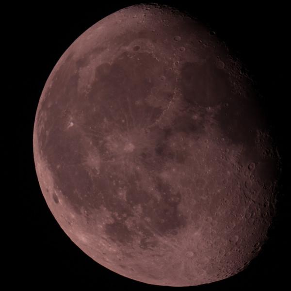 Waning moon I, ver.C.0