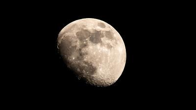 Moon April 15, 2019