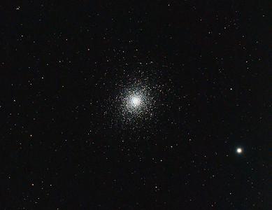 MESSIER 5 (M5) – THE NGC 5904 GLOBULAR CLUSTER.