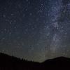 Milky Way Childs Meadow Lassen