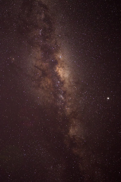 Milky Way from Terrigal