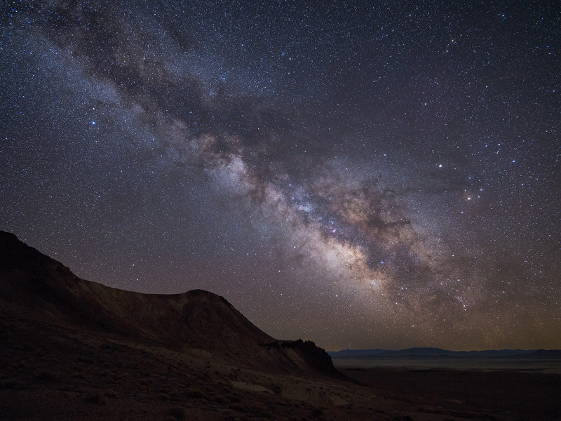 Black Rock Desert Milky Way