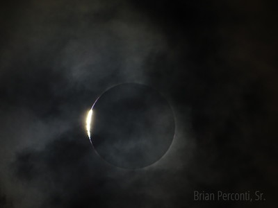 2017 Solar Eclipse, Lake Marion, South Carolina