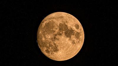 Moon Aug 20, 2021