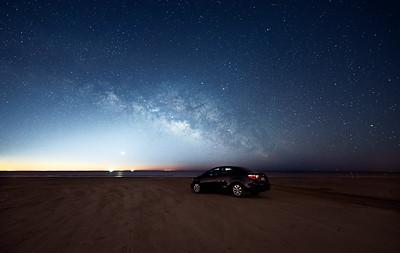 On a Galaxy Drive.