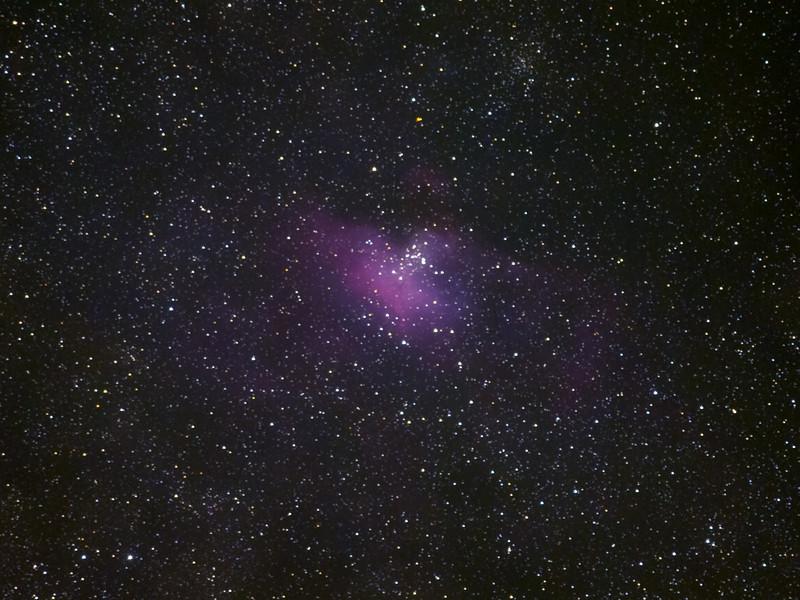 M16 / NGC 6611 Eagle nebula