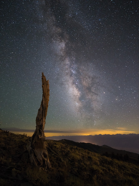 Owens Valley Milky Way
