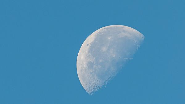 Moon Daylight