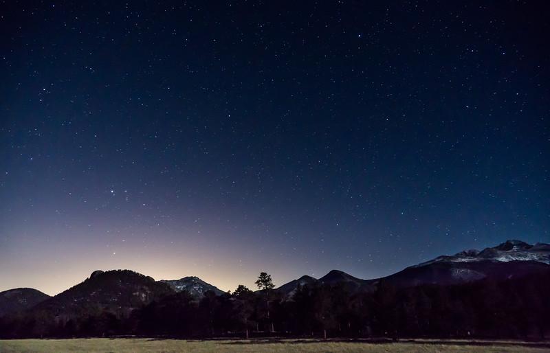 Mill Creek, Rocky Mountain National Park, Colorado, USA