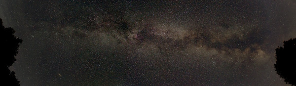 Milky Way Panorama 2