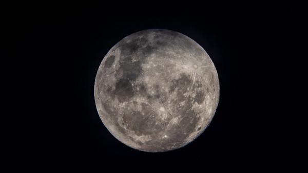 Full Moon New Zealand