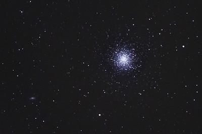 M13 + NGC 6207
