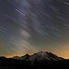 Mt. Rainier Star Trails