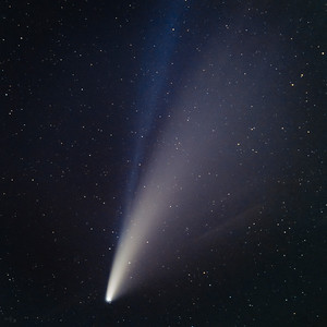Comet NEOWISE (C/2020 F3).  17 July 2020