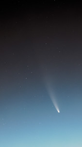 Comet NEOWISE - July 13, 2020