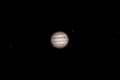Jupiter  2-July 2018