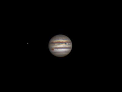 Io & Jupiter - 6 July 2018