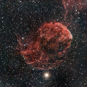 IC443 - The Jellyfish Nebula
