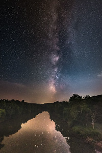 Milkyway  Reflections on the Meremac