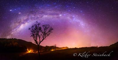 Mística Via Láctea