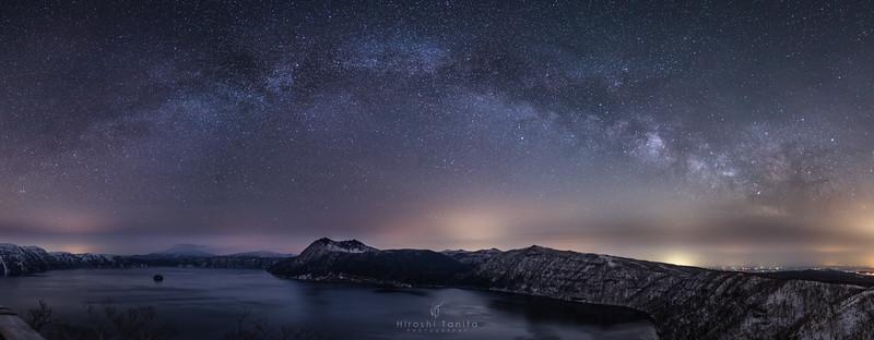 lake of the mountain gods
