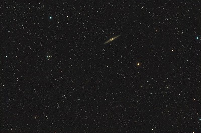 NGC891 and friends