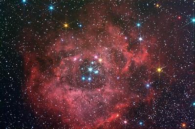 NGC2244 in Monoceros