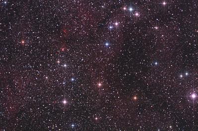 LBN159 SH2-99 NGC6857 in Cygnus