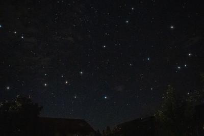 Pegasus + Andromeda