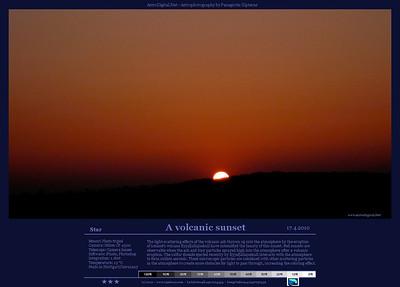 Sunset-in-volcano-ash