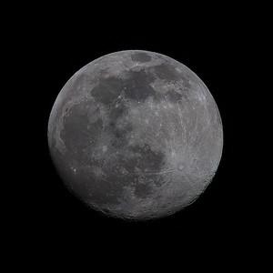 The Moon 25.02.2021