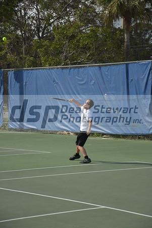 AHS Boy's Tennis 2-22-18
