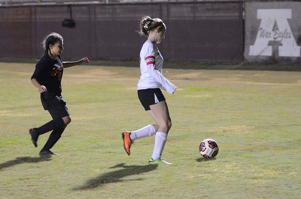 Soccer (Girls) - 12-13-17 - AA