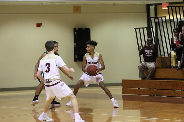 Basketball (Boys) - 12-12-17 - WM