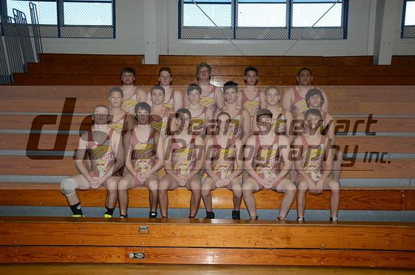 Boys Varsity Wrestling 1-25-17