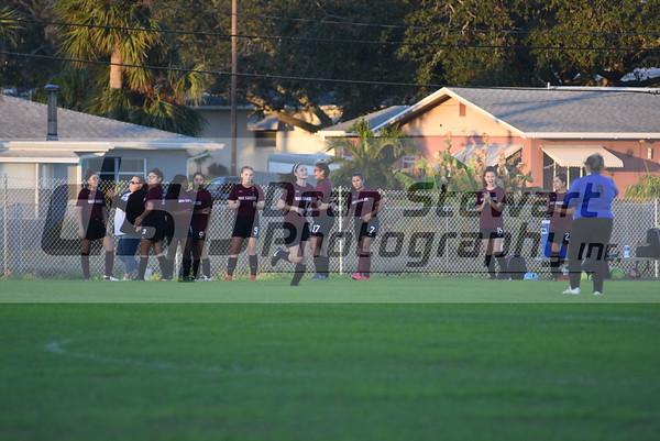 JV G Soccer 1-11-18