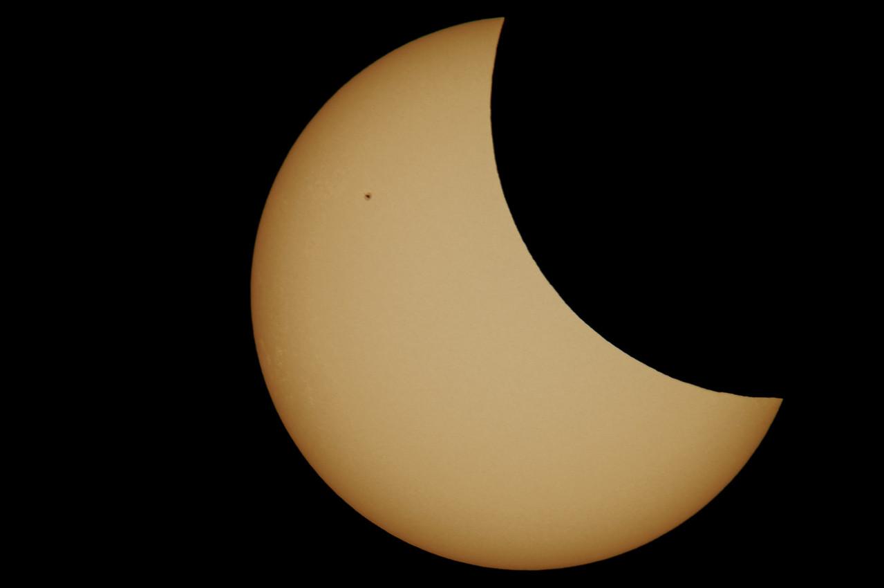 Partielle Sonnenfinsternis März 2015