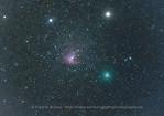 Comet 103P/Hartley, Norway