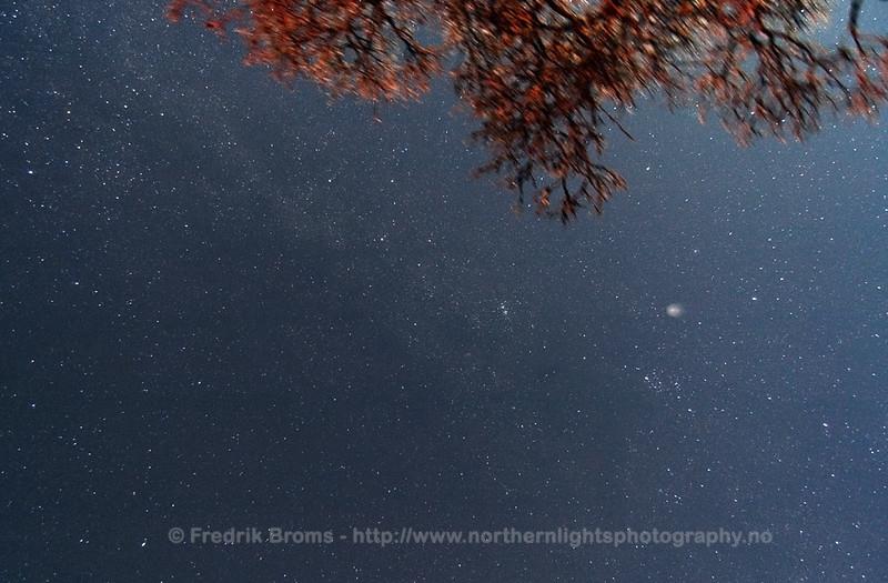 Comet 17P Holmes wide-field, 18 Dec 2007