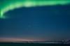 Comet and Northern Lights, Norway