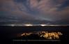 Meteor streaking over Andfjorden, Norway