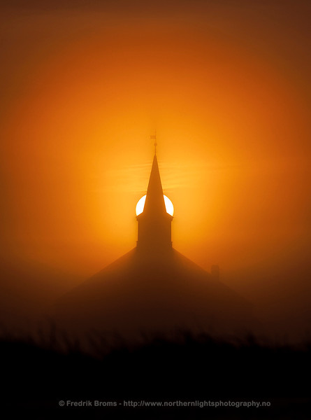 Church Eclipse, Norway