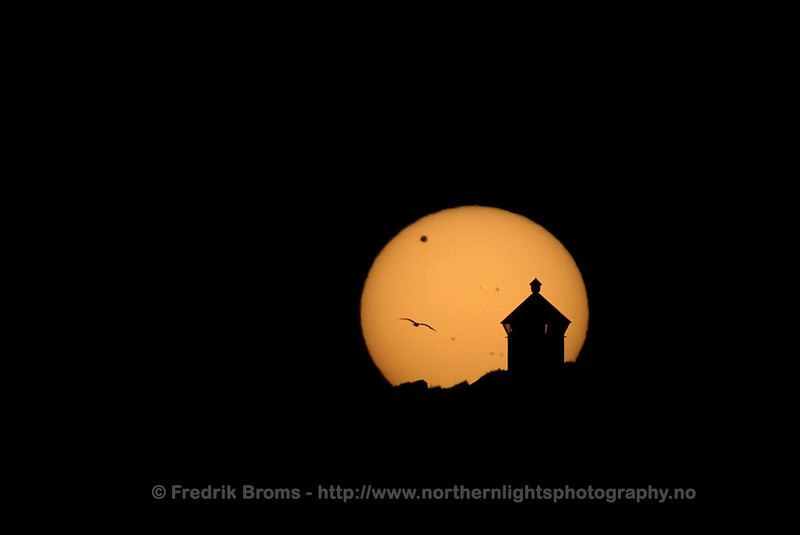 Transit of Venus, 06 June 2012,