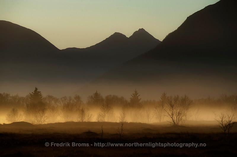 Early Morning in Vesterålen, Norway