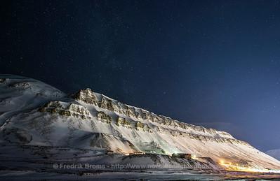 Sverdrupbyen, Svalbard