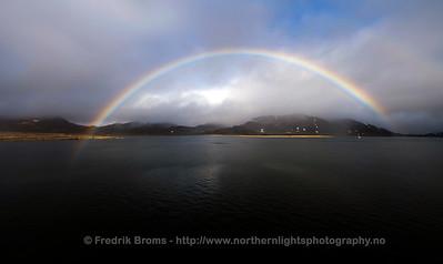 Rainbow by Amsterdamøya